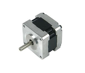 What are the main characteristics of  stepper motors?